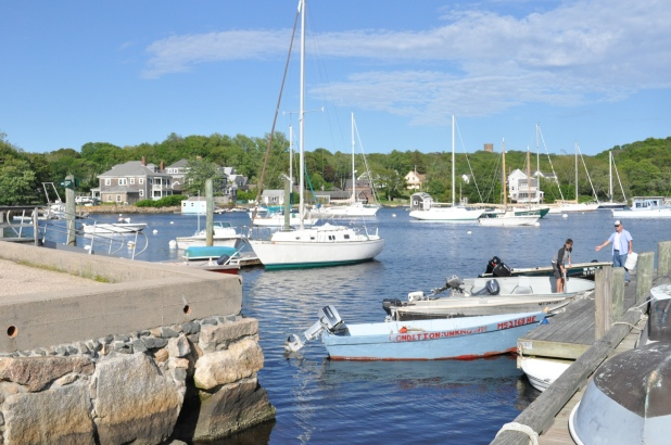 Eel Pond, Woods Hole