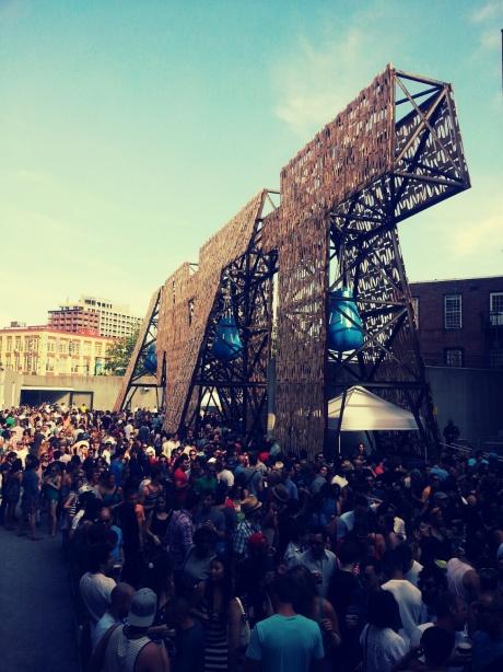 Enjoying the New York art scene - MOMA PS1
