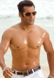 Salman Khan a popular Bollywood actor