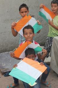 patriotic kites