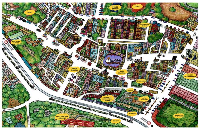 big map - print (lite)